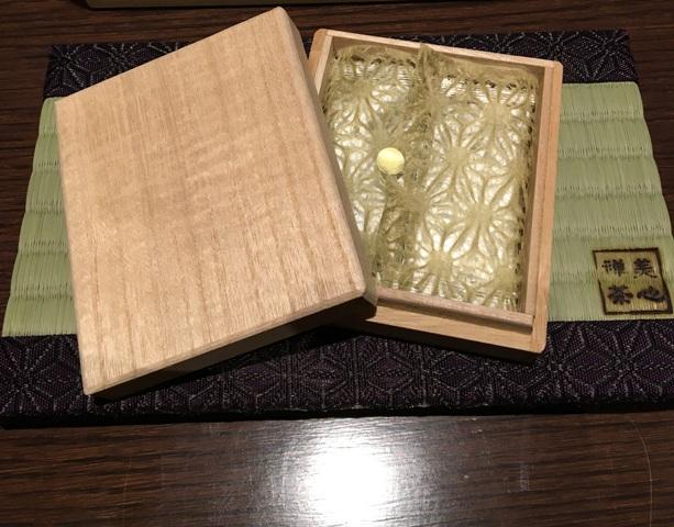 お抹茶(桐箱入り)
