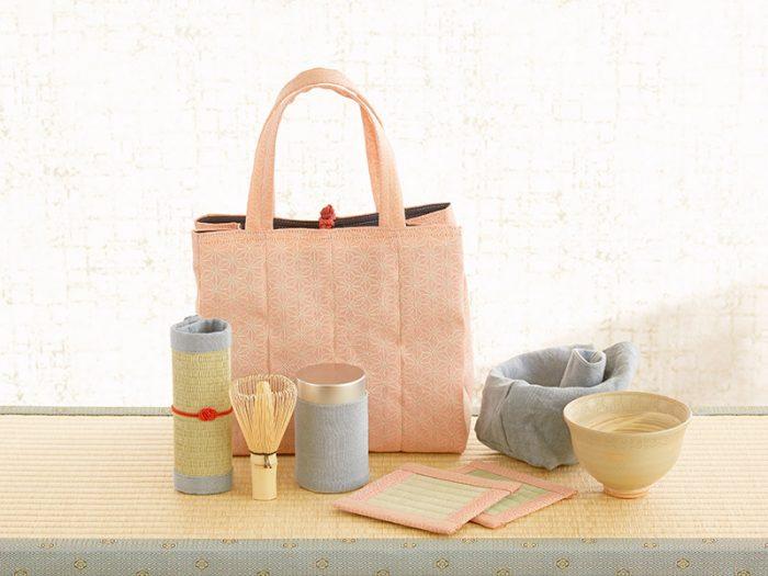 「美心禅茶」バックConfort Matcha Set
